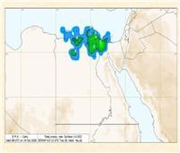 بالتفاصيل.. خريطة الأمطار المتوقعة الخميس على مصر