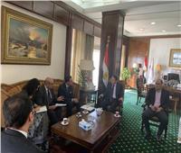 رئيس «الأعلى للإعلام» يلتقي السفير الفرنسي في القاهرة