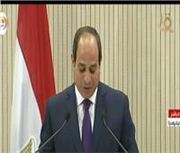 السيسي يؤكد أهمية تضافر جهود دول شرق المتوسط لمواجهة تحديات المنطقة