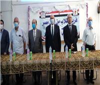 """رئيس جامعة المنيا يلتقي بطلاب """"العلوم الجُدد"""""""