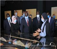 جابرييل تشانغسون يدعو طلاب جنوب السودان لزيارة لمكتبة الإسكندرية