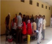 «80» فريق طبى بالمنيا لاكتشاف وعلاج أمراض سوء التغذية