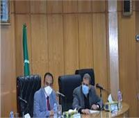 نائب محافظ المنيا: الانتهاء من مراجعة 210 رخصة بناء خلال 6 أشهر