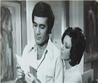 سر غضب محمود ياسين من مسلسل فاتن حمامة