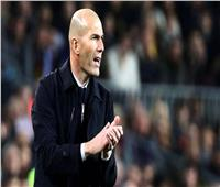 زيدان يعلن تشكيل ريال مدريد لمواجهة شاختار