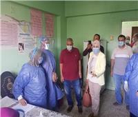 جامعة طنطا: توقيع الكشف الطبي على 706 مواطنين في مركز بسيون