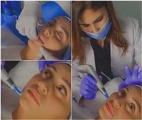 بالفيديو|«مايكرونيدل».. ماهي عملية التجميل التي خضعت لها دينا الشربيني ؟