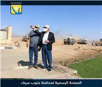 محافظ جنوب سيناء يوجه بإنشاء المتنزهات الجديدة بـ«شرم الشيخ»