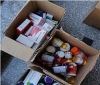 صور | ضبط أدوية مهربة في نجع حمادي بقنا