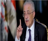 طارق شوقي: مشروع زيادة حافز المعلمين بداية لمكافآت لتحسين أوضاعهم المادية