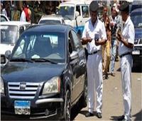 «ردار المرور» يلتقط 122 مخالفة سير بدون ترخيص خلال يوم