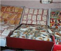 ضبط 3 آلاف عبوة «حلوى مولد» منتهية الصلاحية بطنطا