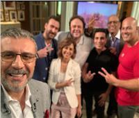 نجوم وأبطال فيلم «زنزانة 7» مع عمرو الليثي على الحياة.. الجمعة