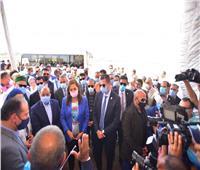 صور| 4 وزراء يتفقدون مشروعات «تحيا مصر» بسوهاج