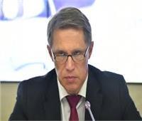 وزير الصحة الروسي يدخل الحجر الصحي إثر تشخيص إصابة أحد أقاربه بكورونا