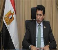 وزير الشباب: نسعى لتعظيم مساهمة الرياضة في الاقتصاد المصري