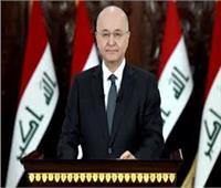 الرئيس العراقي يبحث مع السفير الروسي لدى بغداد آخر تطورات الساحتين الإقليمية والدولية
