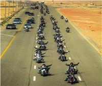 غدا..انطلاق أكبر تجمع للدراجات النارية في الشرق الأوسط