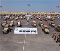 القوات المسلحة تستعد لتأمين انتخابات البرلمان بالتعاون مع الداخلية