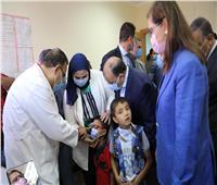 4 وزراء يشاركون «صندوق تحيا مصر» افتتاح مشروعات تنموية بسوهاج