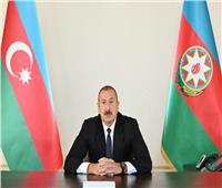 علييف يعلن سيطرة الجيش الأذربيجاني على كامل الحدود مع إيران