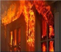 إخماد حريق داخل شقة بالعمرانية