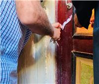 صور | غلق وتشميع مركز للدروس الخصوصية في أوسيم