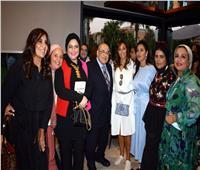 صور| «الفقي» يتحدث عن رواية «نص حالة خاصة» بحضور داليا البحيري ونشوى مصطفى