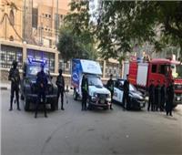 انتشار مكثف لرجال الأمن استعدادا لتأمين انتخابات «النواب»