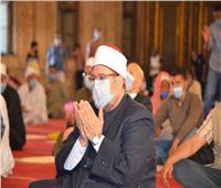 وزير الأوقاف يلقي خطبة الجمعة في الخرطوم