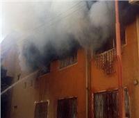 10 سنوات سجنًا لربة منزل أشعلت النار بشقة جارتها