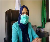 عميدة صيدلة المنوفيةتشيد بمبادرة 100 مليون صحة