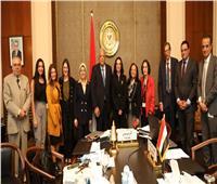 مايا مرسي: نشكر الرئيس السيسي على دعمه لتمكين المرأة في العالم الإسلامي