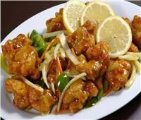طبق اليوم..طريقة عمل « دجاج كانتون » بطعم شهي