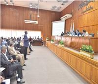 محافظ أسيوط يقرر إنشاء «رامب» لذوي الاعاقة بكافة المصالح الحكومية