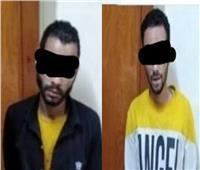 ضبط مسجلين حاولا سرقة مساكن أعضاء هيئة التدريس بجامعة أسيوط