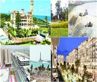 ملحمة تنموية في «عروس المتوسط».. تنفيذ 9 مشروعات بتكلفة 103 مليارات جنيه