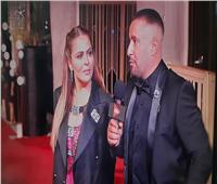 إطلالة جديدة للفنان أحمد السقا وزوجته فى مهرجان الجونة السينمائى 2020