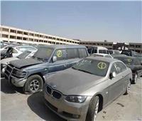 4 مليون 754 ألف و500 جنيه.. حصيلة بيع مزاد بجمارك السيارات بالقاهرة