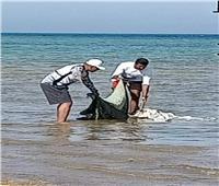 العثور على جثة صياد غارق من 15 يوما بخليج السويس