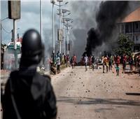 إطلاق نار في غينيا مع اتجاه الرئيس كوندي للفوز بولاية ثالثة