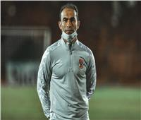 عبد الحفيظ يطمئن على حالة اللاعبين المصابين
