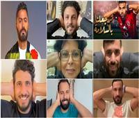 فيديو | بمشاركة النجوم.. تامر حسني يدعم مؤمن زكريا بأغنية جديدة