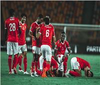 شاهد | احتفالات لاعبي الأهلي بعد الفوز على الوداد