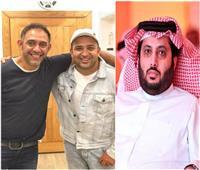تركي آل الشيخ يُنهي الخلاف بين تامر حسين وعمرو مصطفى