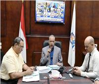 غرفة عمليات لمتابعة سير انتخابات مجلس النواب بمحافظة قنا