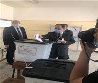 انتخابات النواب 2020| وزير المالية: المصريون يُجَّسدون نموذجًا حضاريًا للديمقراطية .. فيديو