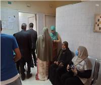 انتخابات النواب| توافد السيدات للإدلاء بأصواتهن في بولاق الدكرور