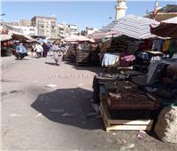 امسك مخالفة| فوضى وإشغالات طريق بشارع يحيى في السويس