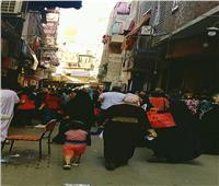 انتخابات النواب 2020  إقبال كبير من الأهالي في «البصراوي»